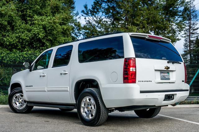 2011 Chevrolet Suburban LT - LTHR - 113K MILES - 3RD ROW - TOW PKG Reseda, CA 7