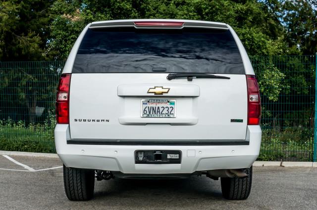 2011 Chevrolet Suburban LT - LTHR - 113K MILES - 3RD ROW - TOW PKG Reseda, CA 8
