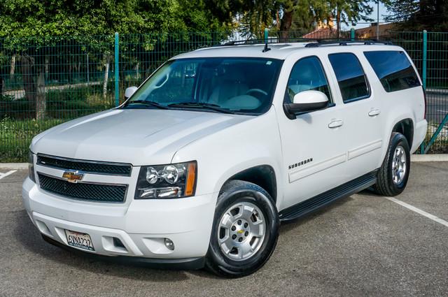 2011 Chevrolet Suburban LT - LTHR - 113K MILES - 3RD ROW - TOW PKG Reseda, CA 1
