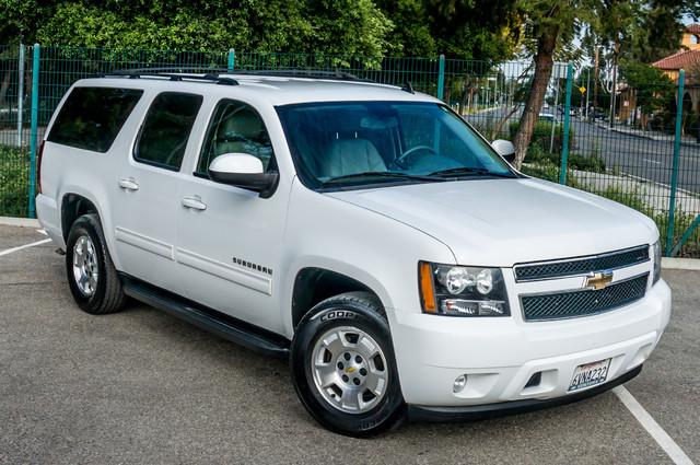 2011 Chevrolet Suburban LT - LTHR - 113K MILES - 3RD ROW - TOW PKG Reseda, CA 36