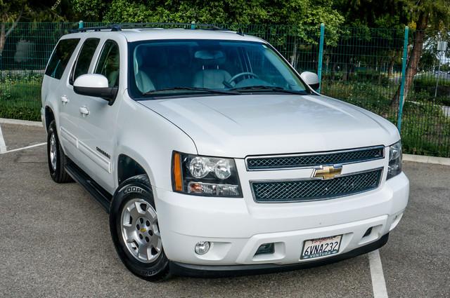2011 Chevrolet Suburban LT - LTHR - 113K MILES - 3RD ROW - TOW PKG Reseda, CA 35
