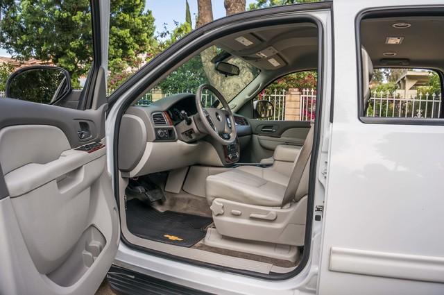 2011 Chevrolet Suburban LT - LTHR - 113K MILES - 3RD ROW - TOW PKG Reseda, CA 11