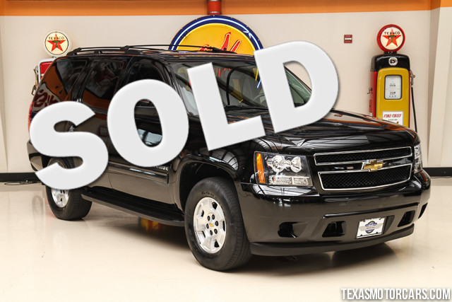 2011 Chevrolet Tahoe LS Financing is available with rates as low as 29 wac Get pre-approved i