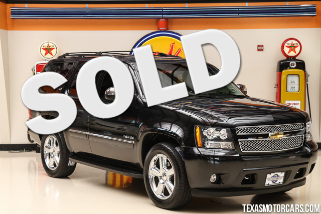 2011 Chevrolet Tahoe LTZ Financing is available with rates as low as 29 wac Get pre-approved