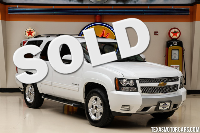 2011 Chevrolet Tahoe LT 4wd Financing is available with rates as low as 29 wac Get pre-approv