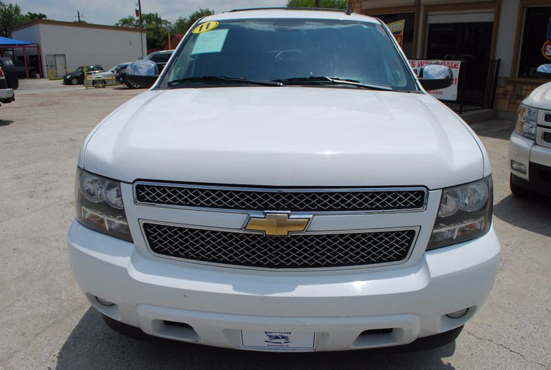 2011 Chevrolet Tahoe LTZ  Brownsville TX  English Motors  in Brownsville, TX