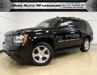 2011 Chevrolet Tahoe LTZ 4x4 Navi Sunroof Tv/DVD 1-Owner Clean Carfax in  Ohio