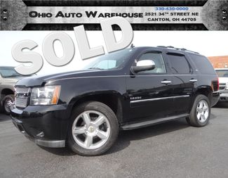 2011 Chevrolet Tahoe LTZ 4x4 Navi Sunroof Tv/DVD 1-Owner Clean Carfax | Canton, Ohio | Ohio Auto Warehouse LLC in  Ohio