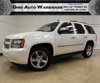 2011 Chevrolet Tahoe LTZ 4x4 Navi Tv/DVD Sunroof Cln Carfax We Finance in  Ohio
