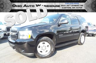 2011 Chevrolet Tahoe Leather 3rd Row 1-Owner Clean Carfax We Finance | Canton, Ohio | Ohio Auto Warehouse LLC in  Ohio