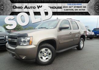 2011 Chevrolet Tahoe LT 4x4 Sunroof TvDVD Cln Carfax We Finance   Canton, Ohio   Ohio Auto Warehouse LLC in  Ohio