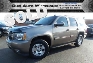 2011 Chevrolet Tahoe LT 4x4 Sunroof TvDVD Cln Carfax We Finance | Canton, Ohio | Ohio Auto Warehouse LLC in  Ohio