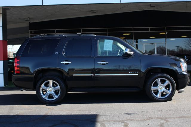 2011 Chevrolet Tahoe LTZ 4X4 - NAVIGATION - REAR DVD - SUNROOF! Mooresville , NC 17