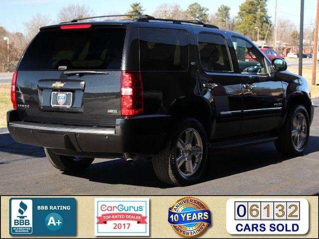 2011 Chevrolet Tahoe LTZ 4X4 - NAVIGATION - REAR DVD - SUNROOF! Mooresville , NC 2