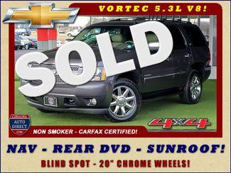 2011 Chevrolet Tahoe LTZ 4X4 - NAVIGATION - REAR DVD - SUNROOF! Mooresville , NC