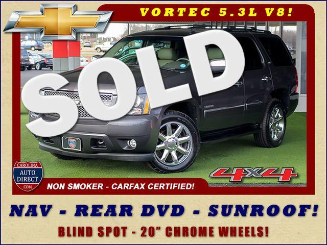 2011 Chevrolet Tahoe LTZ 4X4 - NAVIGATION - REAR DVD - SUNROOF! Mooresville , NC 0