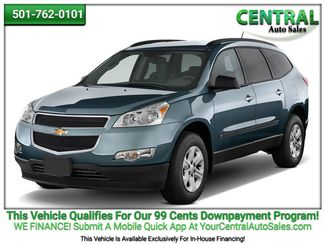 2011 Chevrolet Traverse LT w/1LT | Hot Springs, AR | Central Auto Sales in Hot Springs AR