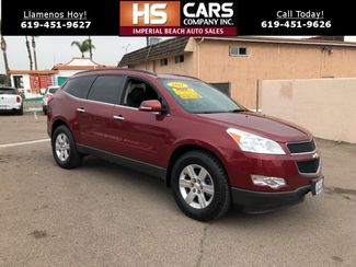 2011 Chevrolet Traverse LT Imperial Beach, California