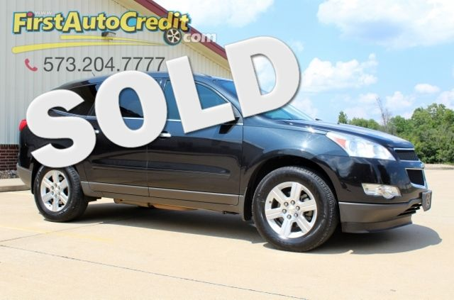 2011 Chevrolet Traverse LT  | Jackson , MO | First Auto Credit in Jackson  MO