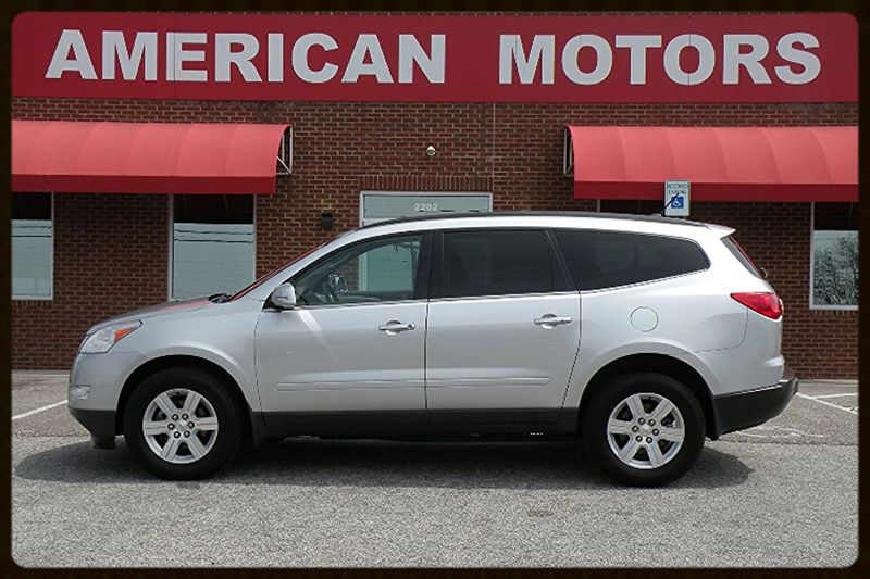 2011 Chevrolet Traverse LT w/1LT | Jackson, TN | American Motors of Jackson in Jackson TN