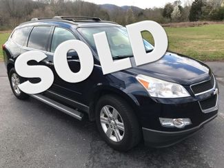2011 Chevrolet-Carmartsouth.Com Traverse-ONE OWNER! CARFAX CLEAN! LT-3RD ROW! 999 DN WAC! Knoxville, Tennessee