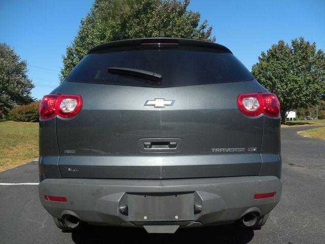 2011 Chevrolet Traverse LTZ Leesburg, Virginia 5