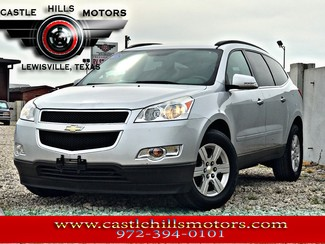 2011 Chevrolet Traverse LT w/1LT - 3rd Row! | Lewisville, Texas | Castle Hills Motors in Lewisville Texas