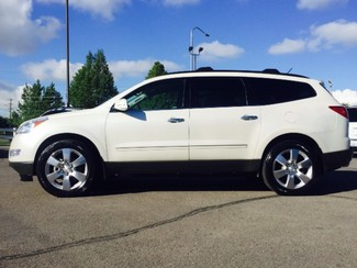 2011 Chevrolet Traverse LTZ LINDON, UT 4