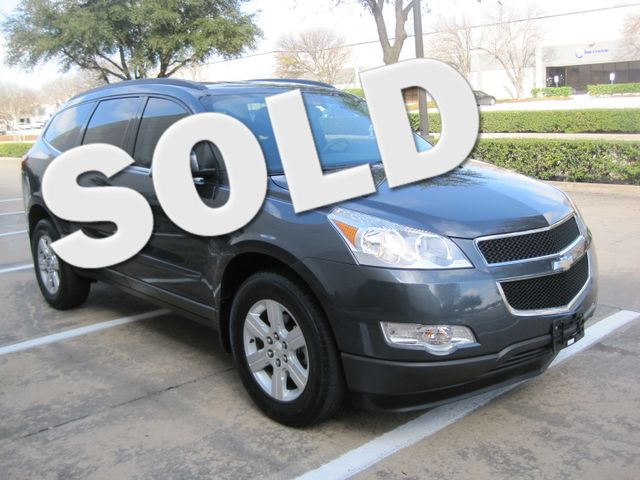 2011 Chevrolet Traverse LT, 1 Local Owner, X/nice, Low Miles. Plano, Texas 0
