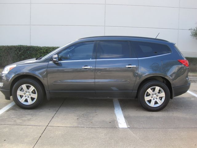 2011 Chevrolet Traverse LT, 1 Local Owner, X/nice, Low Miles. Plano, Texas 5