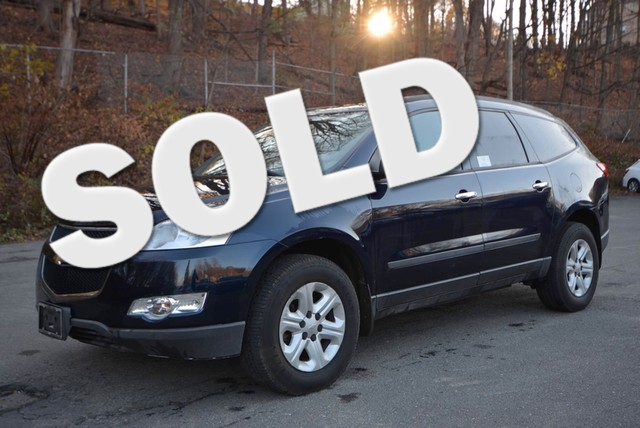 Used 2011 Chevrolet Traverse, $7995