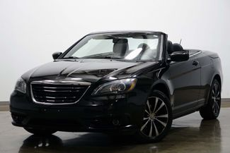 2011 Chrysler 200 Retractable Hardtop S Hard Top Convertible | Dallas, Texas | Shawnee Motor Company in  Texas