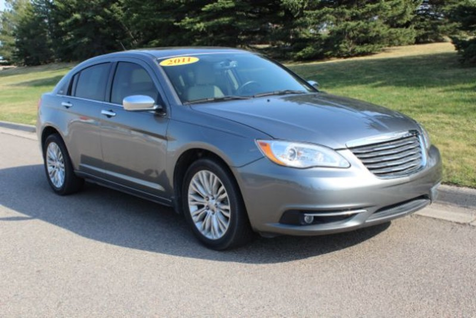2011 Chrysler 200 Limited in Great Falls, MT