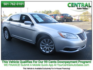 2011 Chrysler 200 in Hot Springs AR