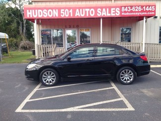 2011 Chrysler 200 Touring in Myrtle Beach South Carolina