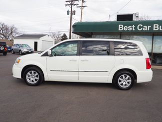 2011 Chrysler Town & Country Touring Englewood, CO 8