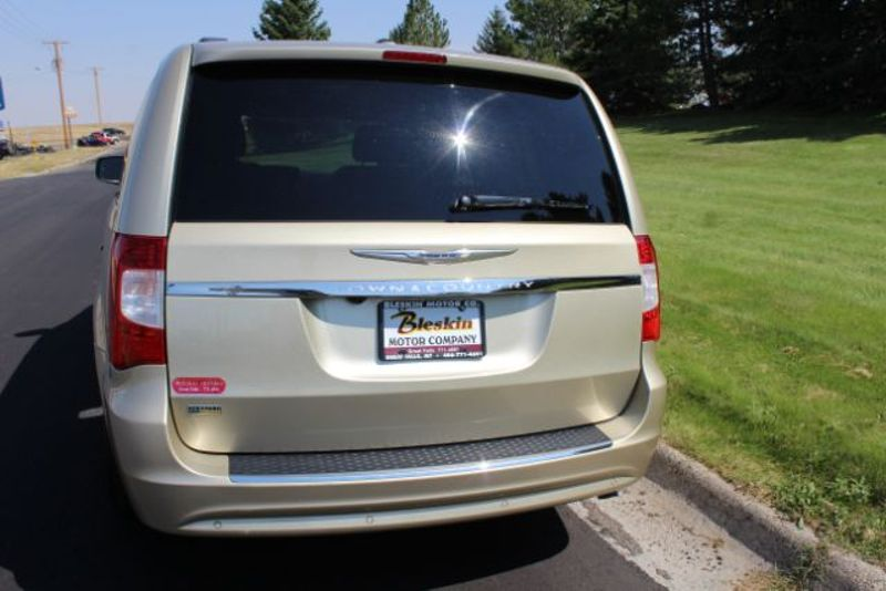 2011 Chrysler Town  Country Touring  city MT  Bleskin Motor Company   in Great Falls, MT