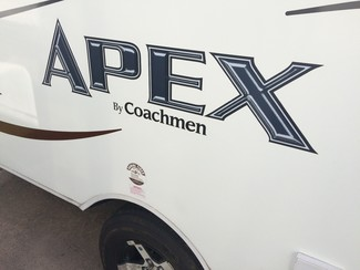 2011 Coachmen Apex M-18BH Katy, Texas 2