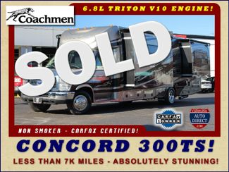 2011 Coachmen Concord 300 TS - LESS THAN 7K MILES! Mooresville , NC