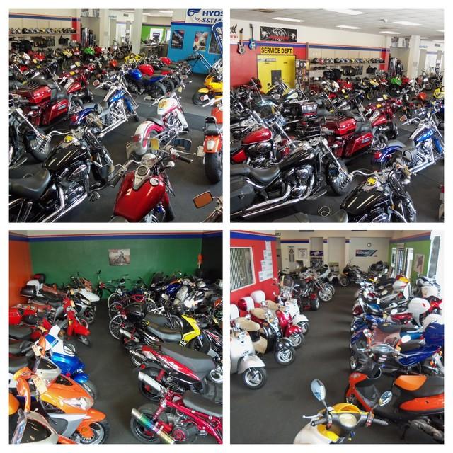 2011 Daix 150 scooter Daytona Beach, FL 6