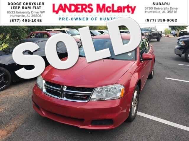 2011 Dodge Avenger Mainstreet | Huntsville, Alabama | Landers Mclarty DCJ & Subaru in  Alabama