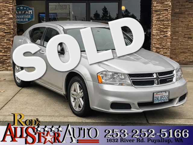 2011 Dodge Avenger Mainstreet The CARFAX Buy Back Guarantee that comes with this vehicle means tha