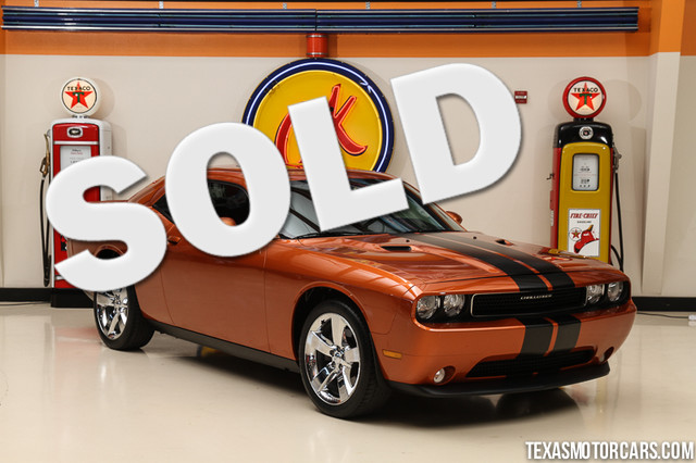 2011 Dodge Challenger This 2011 Dodge Challenger is in great shape with only 60 659 miles The Ch