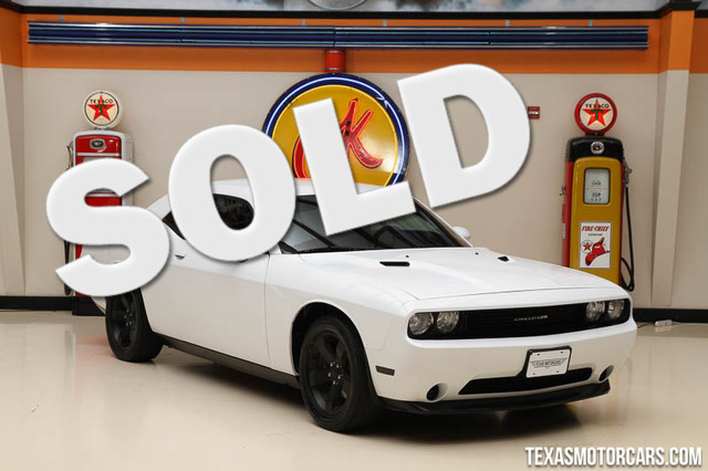 2011 Dodge Challenger 2011 clean Carfax Dodge Challenger is in great shape with only 73 648 miles