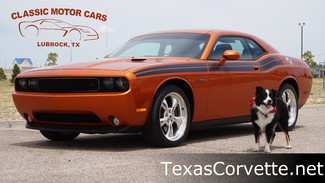 2011 Dodge Challenger R/T Classic | Lubbock, Texas | Classic Motor Cars in Lubbock, TX Texas