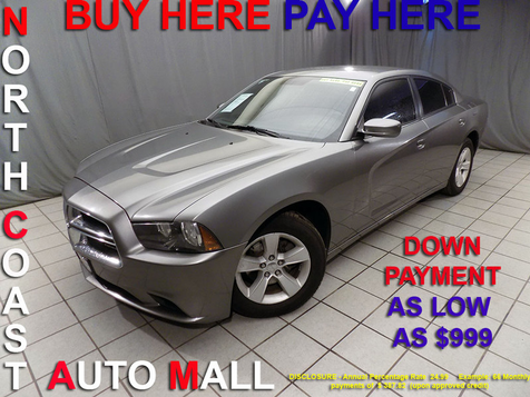 2011 Dodge Charger SE As low as $999 DOWN in Cleveland, Ohio