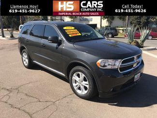 2011 Dodge Durango Crew Imperial Beach, California