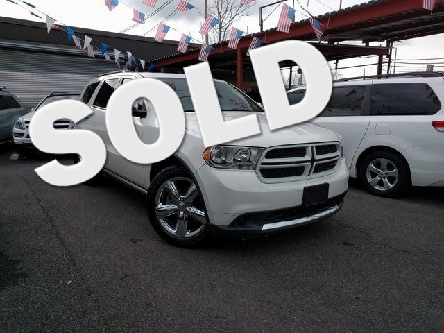 2011 Dodge Durango Citadel Richmond Hill, New York 0