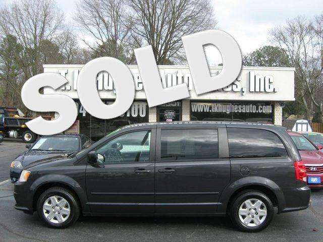 2011 Dodge Grand Caravan Cargo Van Richmond, Virginia 0