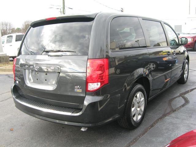 2011 Dodge Grand Caravan Cargo Van Richmond, Virginia 5